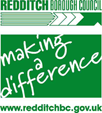 Redditch Borough Council logo