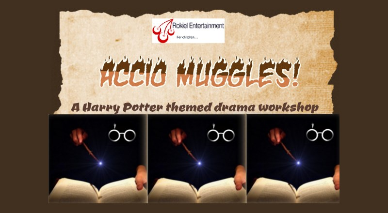 Accio Muggles A Harry Potter Themed Drama Workshop