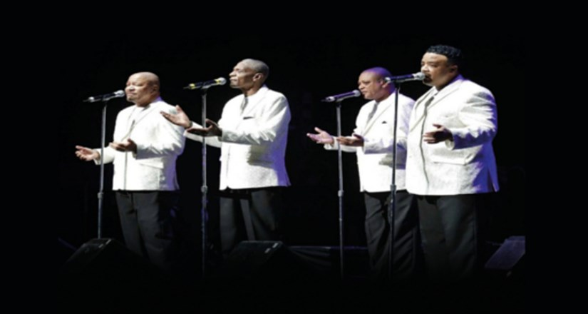 The Stylistics 50th Anniversary Tour