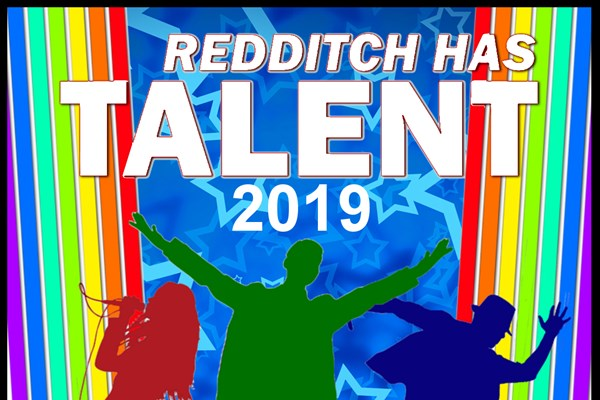 Redditch Has Talent 2019!
