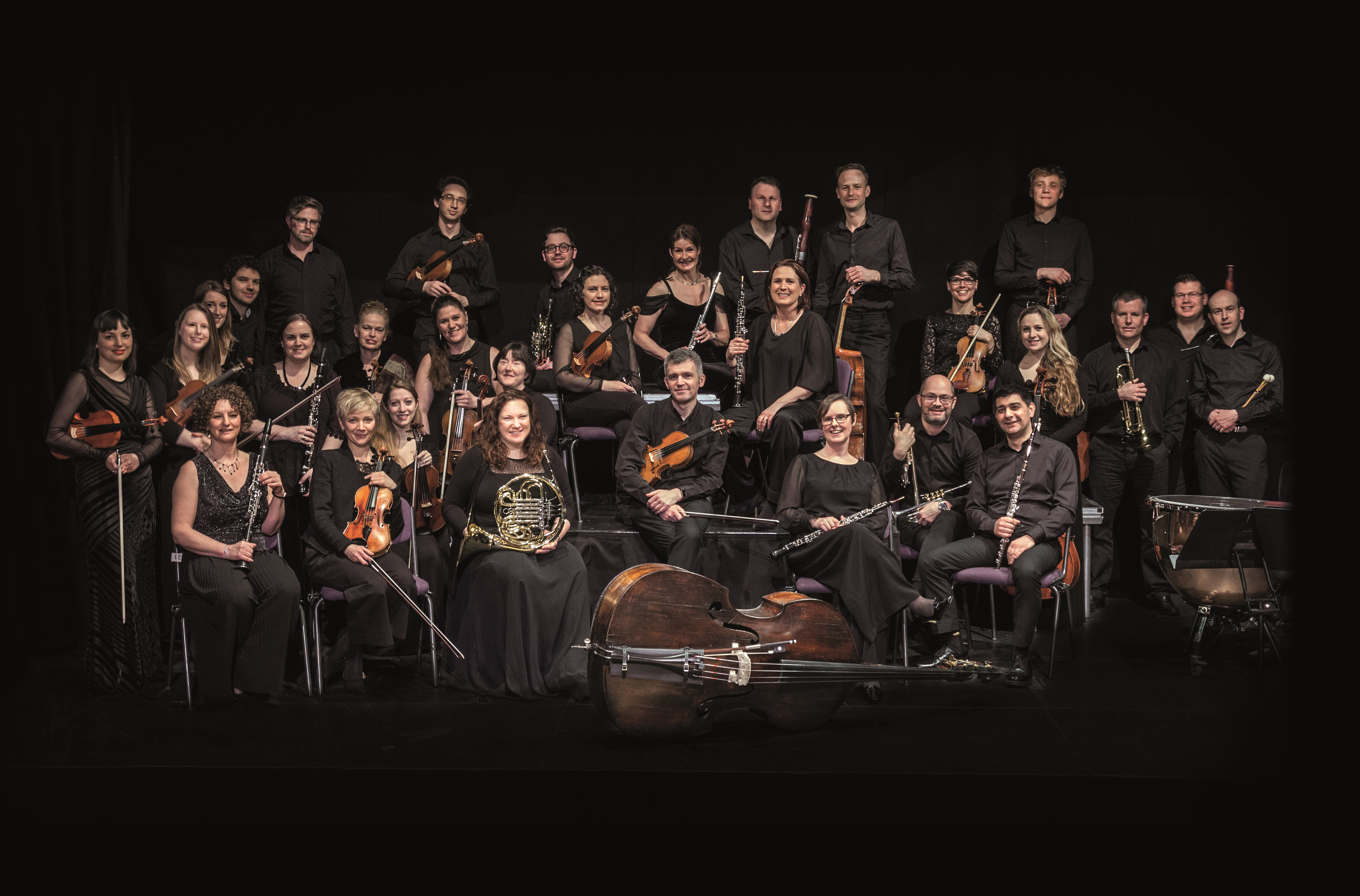 CLASSIC BAROQUE with Orchestra of the SwanString Quintet