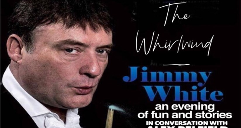 The Whirlwind Jimmy White