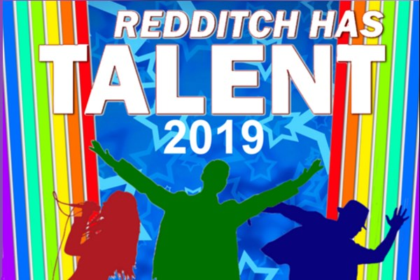 REDDITCH HAS TALENT 2019