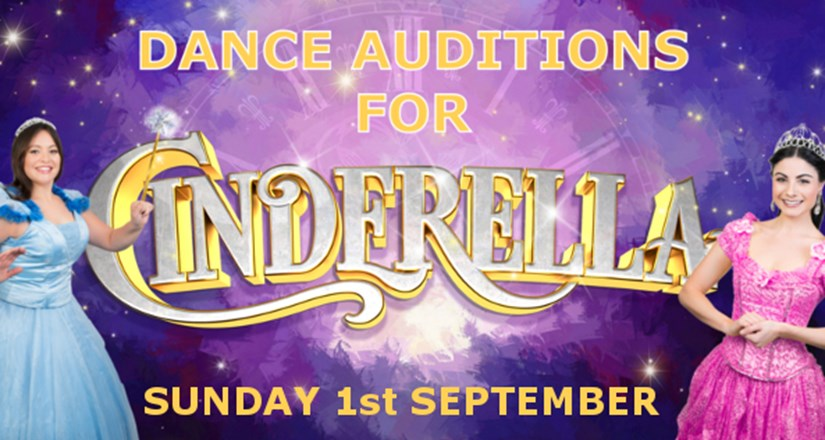 Cinderella Dance Auditions