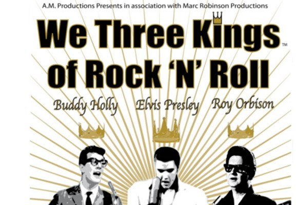 We Three Kings - Of Rock N Roll