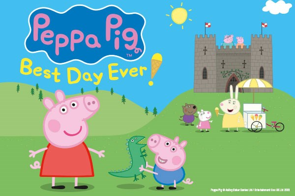 Peppa Pig Best Day Ever
