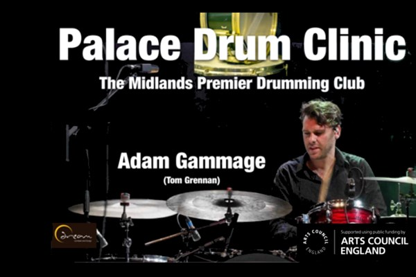 Palace Drum Clinic Oct 2019