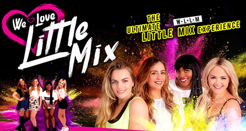 Sweeney Entertainments presents: We Love Little Mix