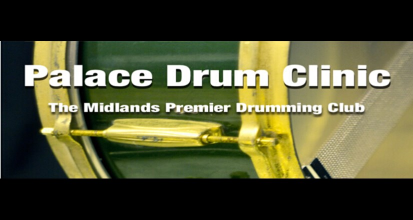 Palace Drum Clinic Jan 20