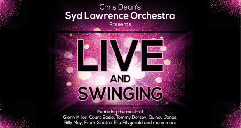 Syd Lawrence Orchestra Live & Swinging