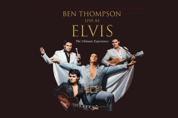 Ben Thompson Live as Elvis